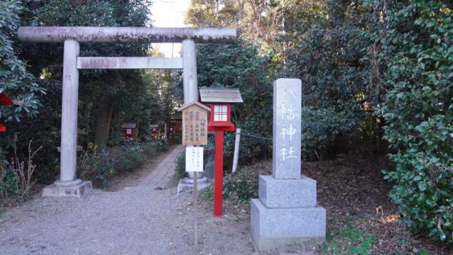 元旦の鷲宮神社。八幡神社。